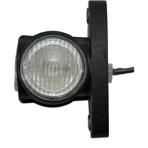 FRIELITZ 014000490 Aspöck marker light LED Superpoint III, black