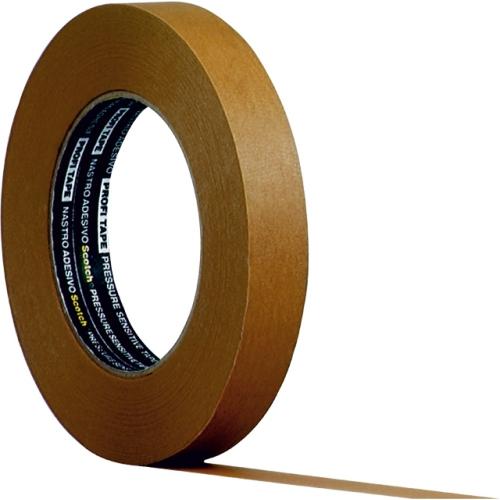 3M 06750 Scotch 3430 Prfoi Tape masking tape, 18mm x 50m, brown, 1 roll