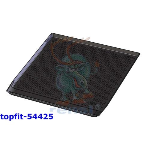 RENSI 54425 Kofferraumschalenmatte Gewicht 1500 g