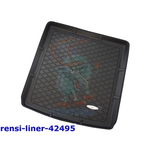 RENSI 42495 Kofferraumschalenmatte mit Ladeboden auch 4X4 Gewicht 2200 g