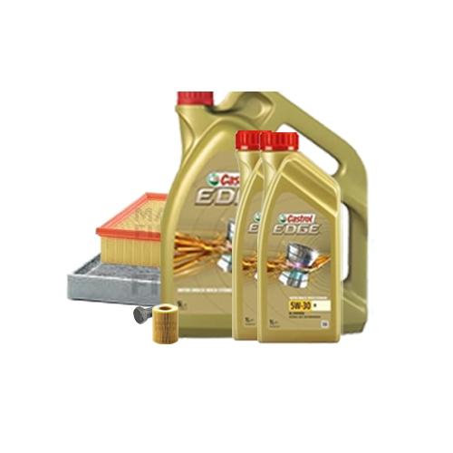 Inspektionskit Ölfilter, Luftfilter und Innenraumfilter + Motoröl 5W-30 M 7L