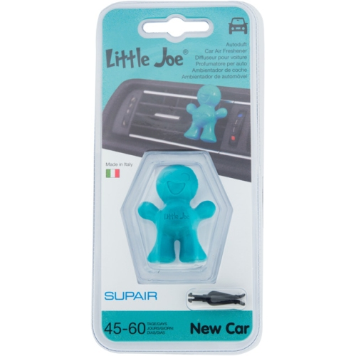 LITTLE JOE LJ009 New Car air freshener turquoise