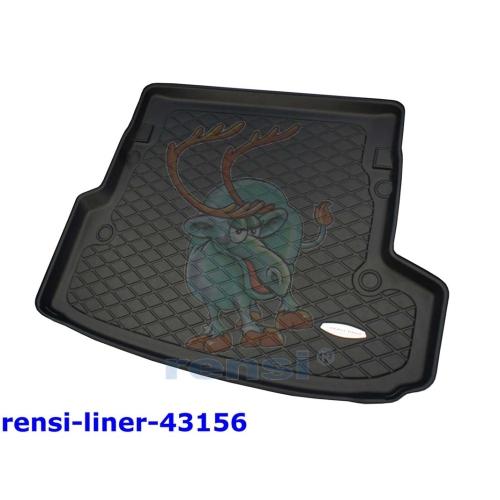 RENSI 43156 Kofferraumschalenmatte Gewicht 2300 g