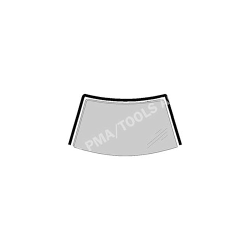 PMA TOOLS 242808132 Front window frame, one-piece for Honda Civic Hatchback