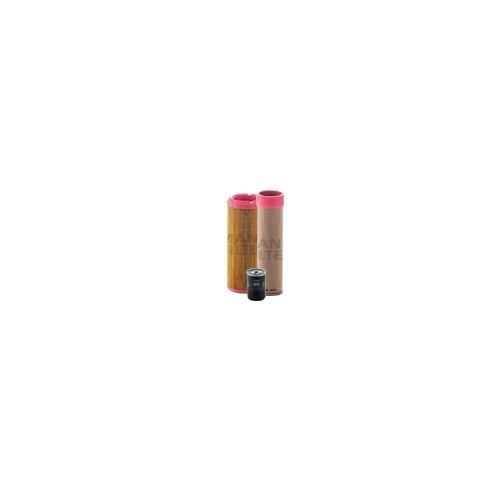 MANN-FILTER Filter Satz Ölfilter, Luftfilter und Sekundärluftfilter VSF0302MAN