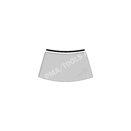 PMA TOOLS 313258134 Scheibenleiste vorne, einteilig oben für MB C-Klasse