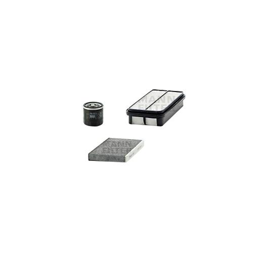 MANN-FILTER Filter Satz, Öl, Luft- und Innenraum-Filter Polyphenol VSF0075MAN
