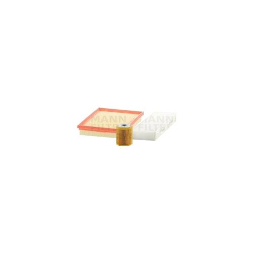 MANN-FILTER Filter Satz, Öl-,Luft und Innenraum-Filter VSF0178MAN