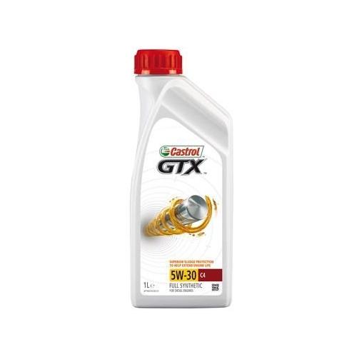 CASTROL Motoröl GTX 5W-30 C4 1 Liter 15900D
