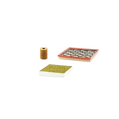 MANN-FILTER Filter Satz, Öl, Luft- und Innenraum-Filter Polyphenol VSF0070MAN
