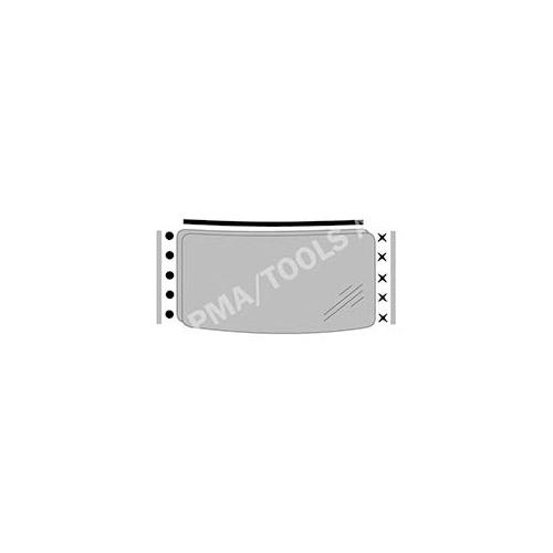PMA TOOLS 753408135 Scheibenleiste vorne, einteilig, neue Version für MB Vito