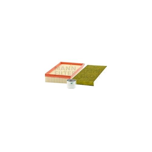 MANN-FILTER Filter Satz, Öl-,Luft und Innenraum-Filter Polyphenol VSF0255MAN
