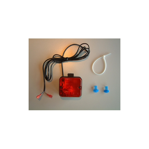 3rd brake light suitable for all bike carriers with normal tail lights