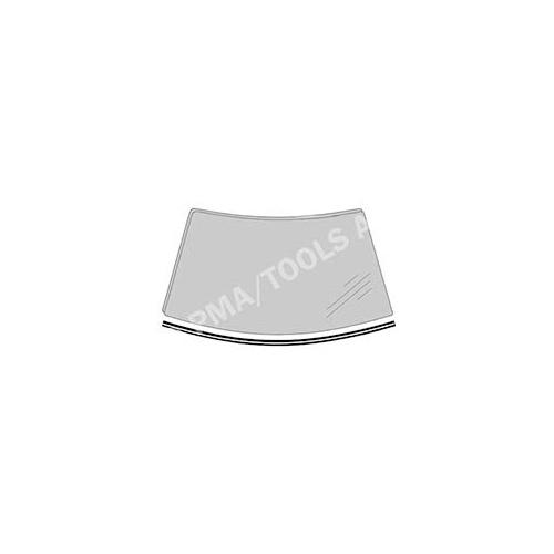 PMA TOOLS 117388132 Scheibenleiste vorne, einteilig unten für 3er BMW (E90/E91)