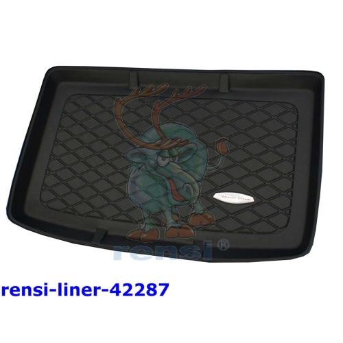 RENSI 42287 Kofferraumschalenmatte W169 Ladeboden unten Gewicht 1600 g