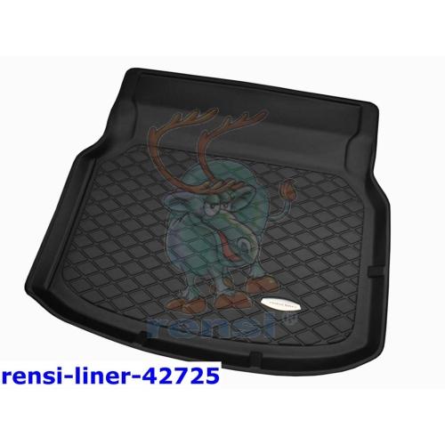 RENSI 42725 Kofferraumschalenmatte mit/ohne Seitenfächern Gewicht 2680 g