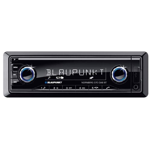 Blaupunkt car radio 2001017123471 Nuremberg 370 DABBT DAB + tuner
