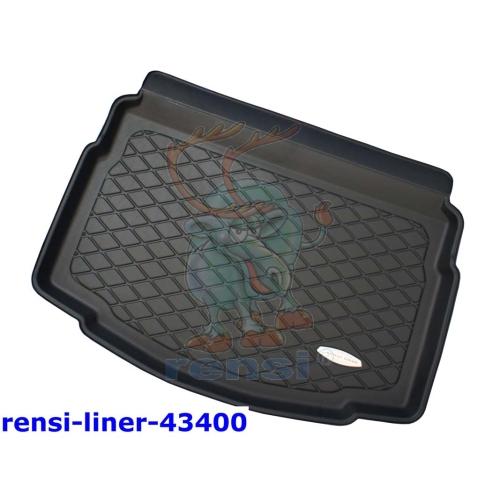 RENSI 43400 Kofferraumschalenmatte Kofferrambod. unten Gewicht 1600 g