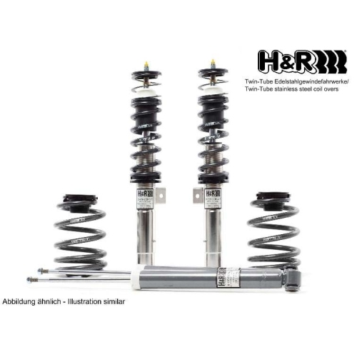 H&R Gewindefahrwerk 35358-1, VA 40-70mm, HA 30-60mm