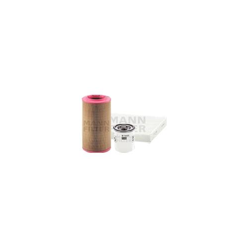 MANN-FILTER Filter Satz, Öl-,Luft und Innenraum-Filter VSF0128MAN