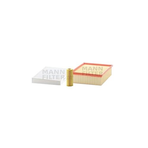 MANN-FILTER Filter Satz, Öl-,Luft und Innenraum-Filter VSF0149MAN
