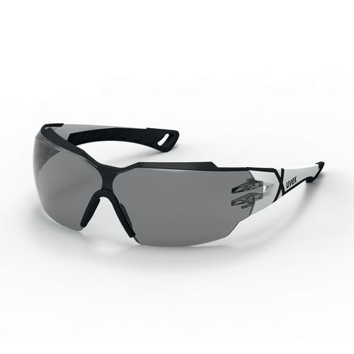 uvex 9198237 pheos cx2 Schutzbrille kratzfest, beschlagfrei
