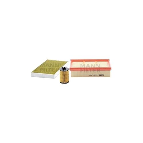 MANN-FILTER Filter Satz, Öl-,Luft und Innenraum-Filter Polyphenol VSF0138MAN