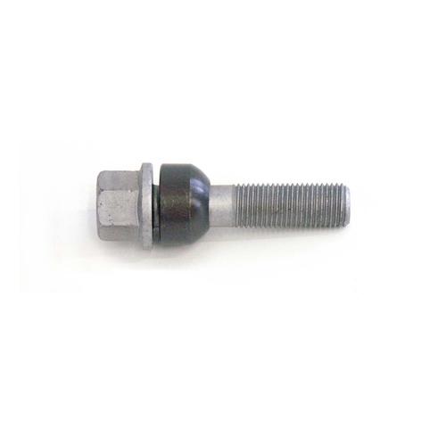 H&R Radschraube 1457406, M14x1,5x74, SW 19, bewegl. Kugelbund R14, silber