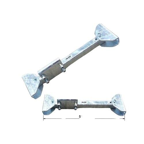 AL-KO Trailerparts Support wheel for trailer art.nr.:1212992