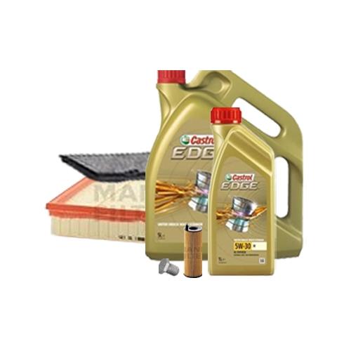 Inspektionskit Ölfilter, Luftfilter und Innenraumfilter + Motoröl 5W-30 M 6L