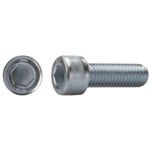 Zylinderschrauben mit Innensechskant M 5 x 30 SW 4 DIN EN ISO 4762 100 VPE