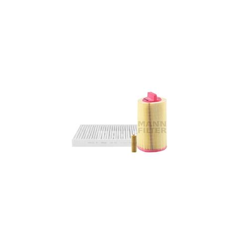 MANN-FILTER Ölfilter, Luftfilter und Aktivkohle Innenraumluftfilter VSF0319MAN