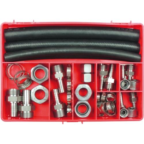 KUNZER air line repair kit 7KAR55 - 54 pcs.
