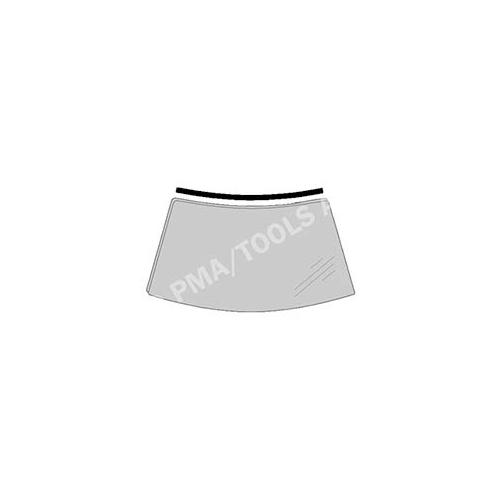 PMA TOOLS 313258133 Scheibenleiste vorne, einteilig oben für MB C-Klasse