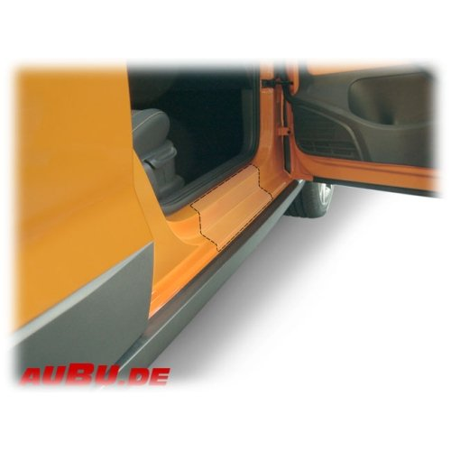 Kamei - 04920210 Side sill protection - film transparent universal 4 parts