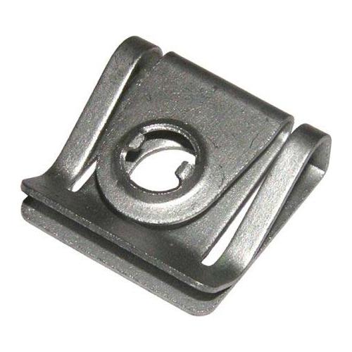 Blechmutter f. Drehverschluss 4495/000/17 4 x 6140 für VAG 25 Stück