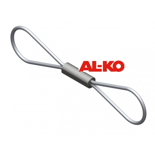 AL-KO Trailerparts arresting cable art.nr.:1236099