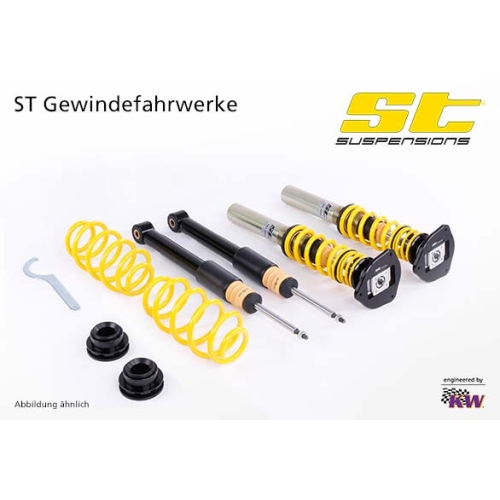 WEITEC 13220032 coilover kit ST X galvanized steel (with fixed identifier)