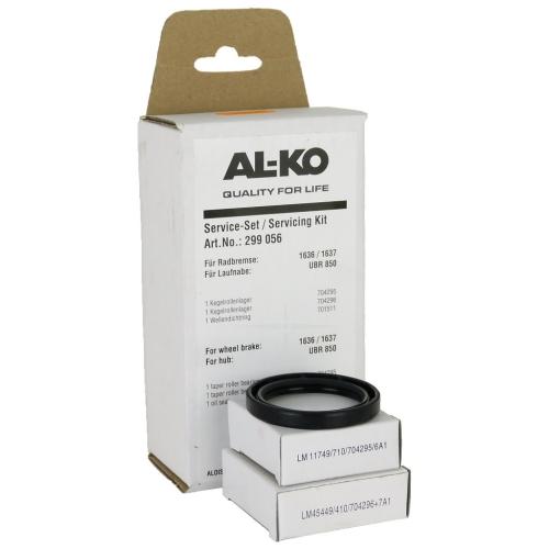 AL-KO Trailerparts Bearing Kit art.nr.:299056