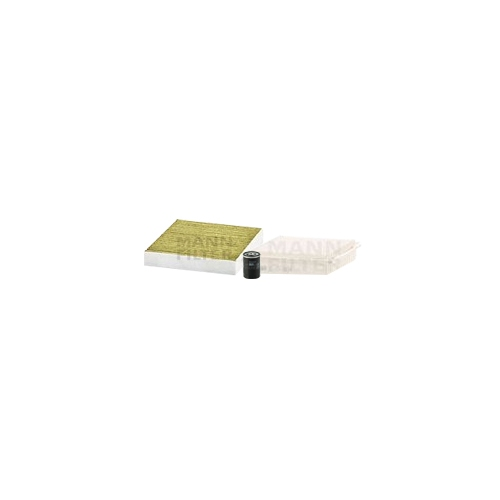 MANN-FILTER Ölfilter, Luftfilter und Polyphenol Innenraumluftfilter VSF0459MAN