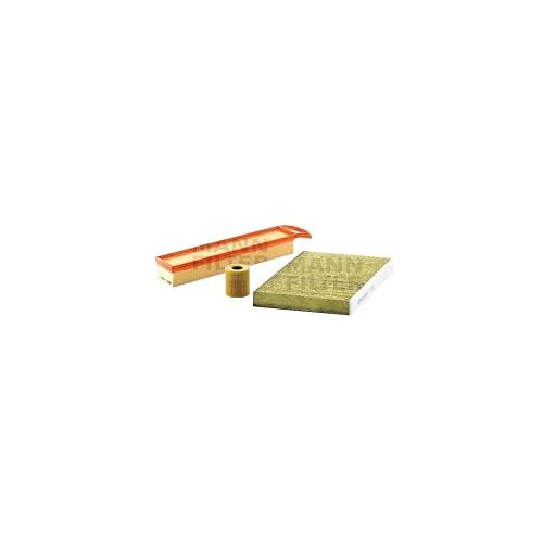 MANN-FILTER Ölfilter, Luftfilter und Polyphenol Innenraumluftfilter VSF0430MAN