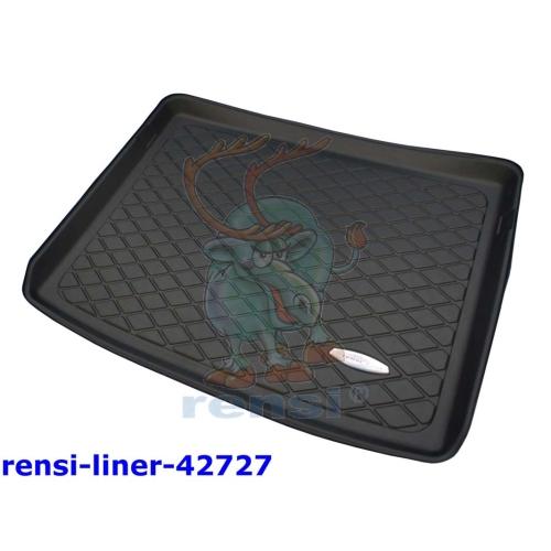 RENSI 42727 Kofferraumschalenmatte Ladeboden oben auch Vario Plus System 1800 g