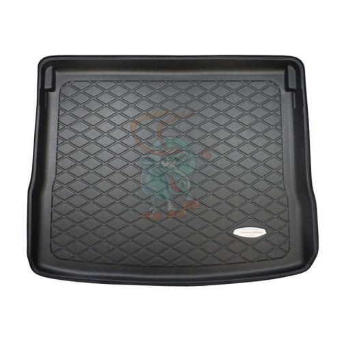 RENSI 43076 Kofferraumschalenmatte PKW mit variablem Gebäckraumboden oben