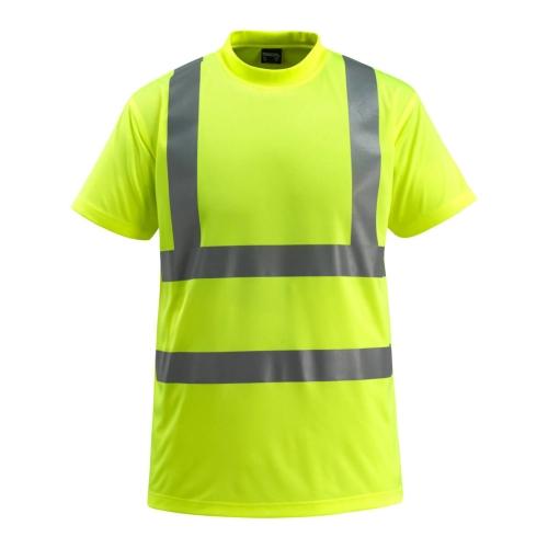 Mascot warning T-Shirt 4XL 50592-972-17 hi-vis yellow