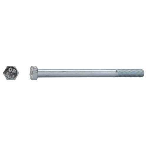 Sechskantschrauben mit Schaft M 5 x 30 SW8 DIN EN ISO 4014 100 VPE