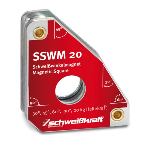 Welding force 1790070 Permanent welding angle magnet SSWM 20