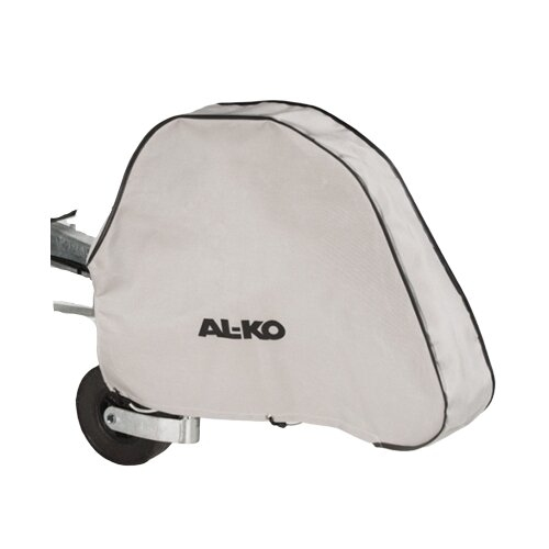 Drawbar guard Al-KO for overrun brake, white