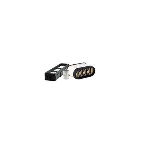 MANN-FILTER Filter Satz Ölfilter, Luftfilter und Innenraumluftfilter VSF0398MAN