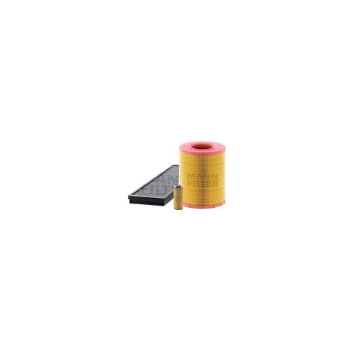 MANN-FILTER Filter Satz, Öl-,Luft und Innenraum Aktivkohle-Filter VSF0269MAN