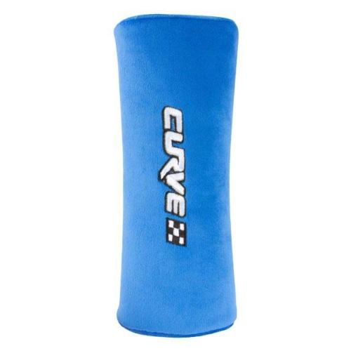 WALSER 26115 Neck / Neck pillow, Curve sleeping pillow, blue
